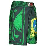 Bad Boy Brazil Flag Shorts